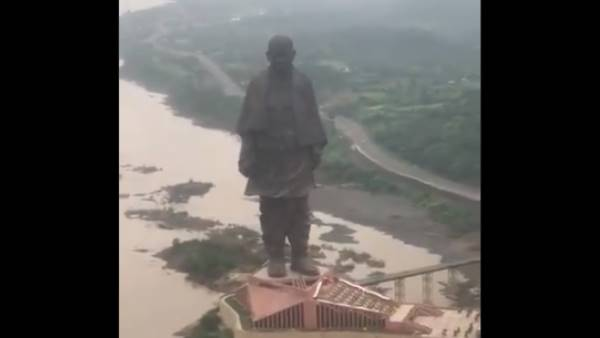 Narendra Modi Birthday: PM Reached Kevadia statue of unity and share a video