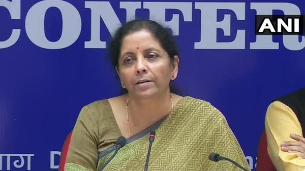 Nirmala Sitharaman says Finance Ministry encourages banks to increase public lending