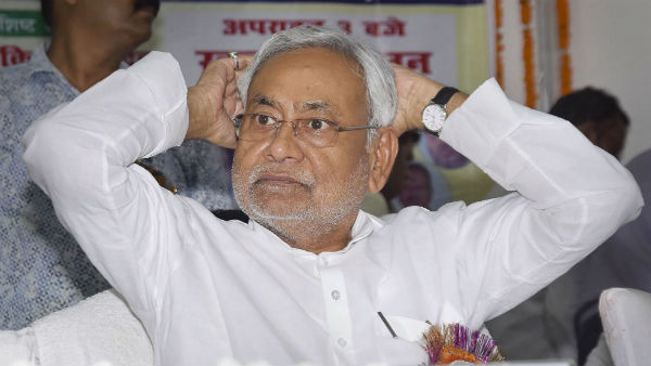 Bihar BJP leader said to Nitish Kumar, give a chance to it for chief minister post