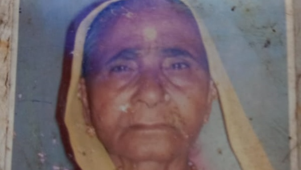 old woman Murder in Ramdhas Ghati of Gwalior