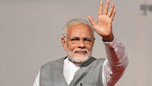 नवरात्रि पर प्रधानमंत्री मोदी ने देशवासियों को दी शुभकामनाएं