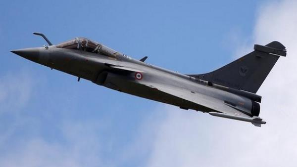 IAF received first Rafale combat aircraft from Dassault Aviation in France