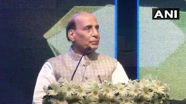 rajnath says pak stop terrorism otherwise, no one will be able to prevent it from breaking into pieces