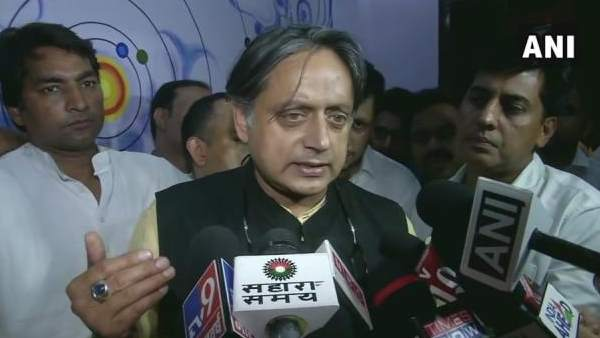 Congress parliamentarian Shashi Tharoor says he did not join the party for a lifelong career