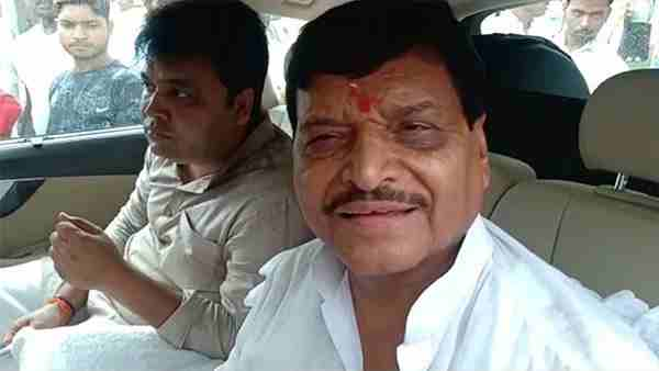 Shivpal Singh Yadav attacks on BJP government