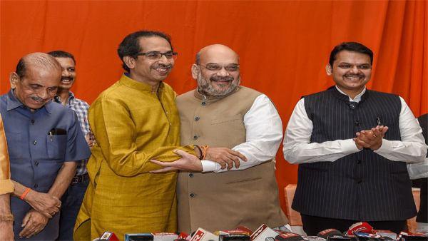 महाराष्ट्र चुनावः शिवसेना-बीजेपी गठबंधन पर आसन्न खतरा टला