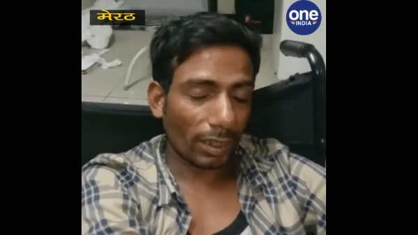 up-police-operation-langda-karo-at-meerut-video-viral