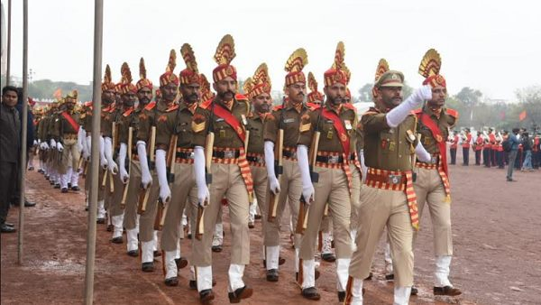 up police si recruitment 2017