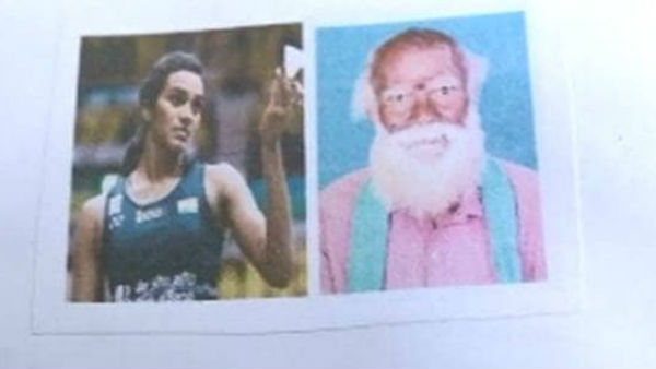 PV wants to marry Sindhu 70 years old