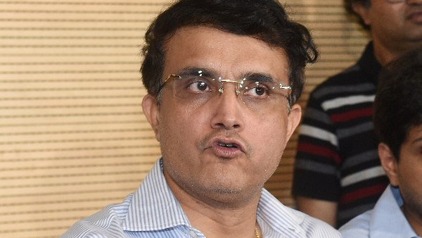 Sourav Ganguly says Met Amit Shah for first time, there was no political development