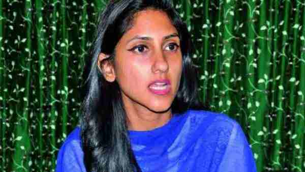 Congress party made Aditi Singh star campaigners for by-election