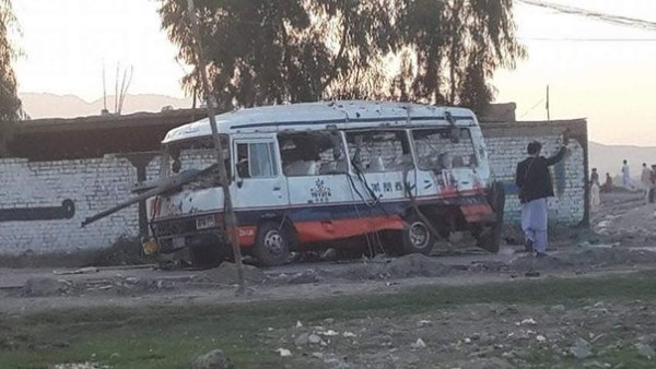 At Least 10 Killed in Eastern Afghanistan After Suicide Bomber Targets Bus Full of Army