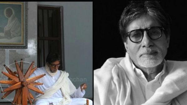 Amitabh Bachchan was given the name 'Amitabh' by Sumitranandan Pant
