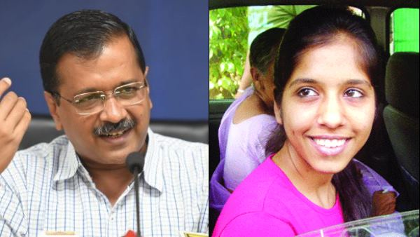 arvind kejriwal daughter harshita taken 5 month leave to work aap in delhi elections