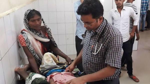 बलिया: दूषित पानी पीने से 86 लोग बीमार, एक बच्ची की मौत