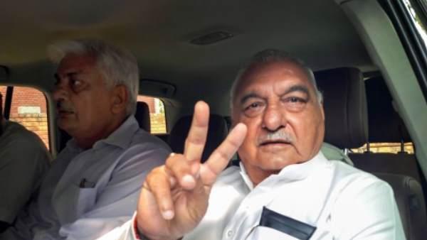 हरियाणा: हुड्डा पर उपमुख्यमंत्री दुष्यंत चौटाला के भाई ने साधा निशाना, कहा- 'जल्द जेल में हो सकते हो'