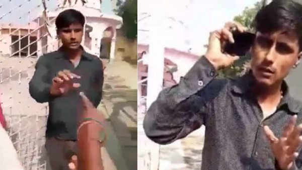 dalit women denied entry in temple in bulandshahr video viral