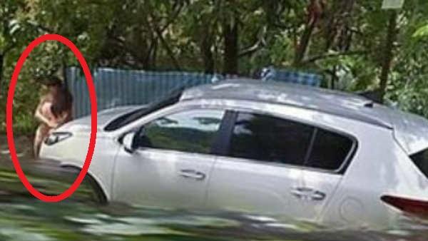 सड़क किनारे कार के बोनट पर शारीरिक संबंध बना रहा था कपल, शरीर पर नहीं थे एक भी कपड़े, VIDEO वायरल