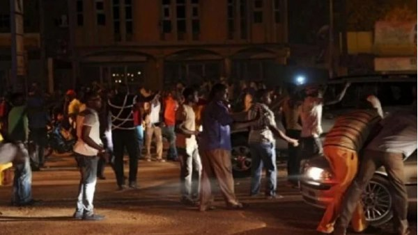 16 killed in Burkina Faso (West Africa) mosque attack