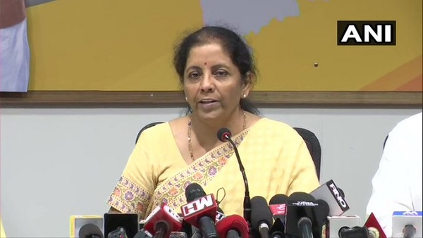 pmc bank account holders protest, nirmala sitharaman says- asked the ministry to study details