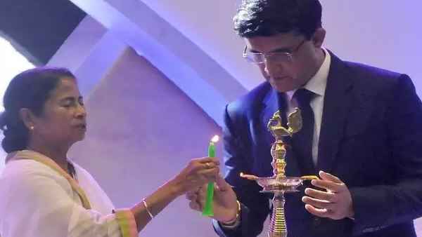 Chief minister Mamata Banerjee says Sourav ganguly is our own boy, We are in touch