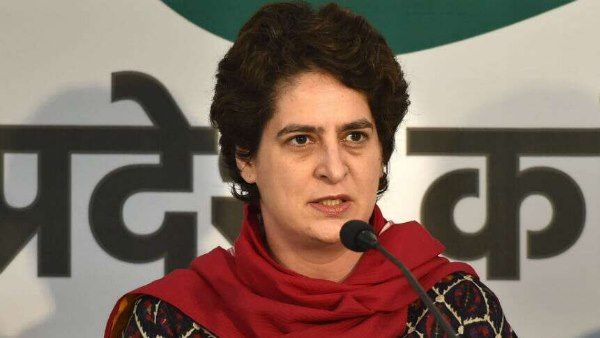 Priyanka Gandhi says Abhijit Banerjee Helped in NYAY, Hope that one day become a reality