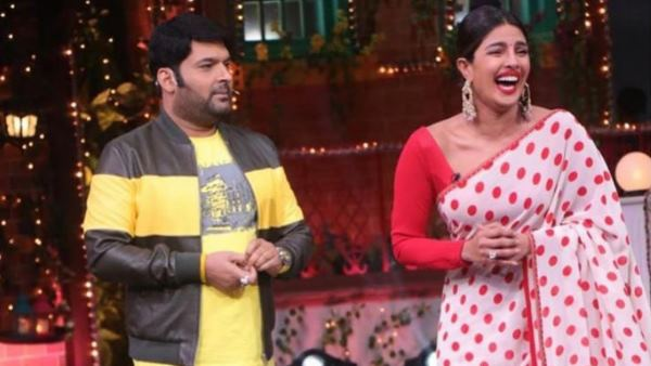 Priyanka and Kapil