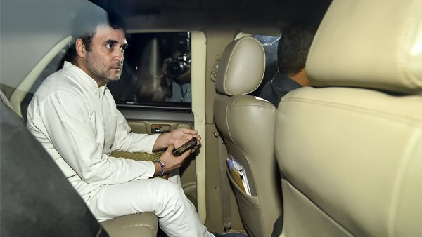 Bail plea of Congress leader Rahul Gandhi accepted by Gujarat court