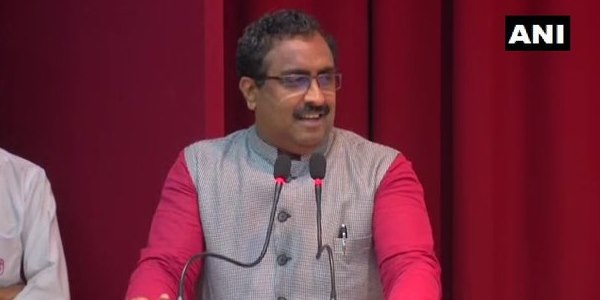 Ram Madhav says This Diwali is special for people of JK We are no more a victim of dual citizenship
