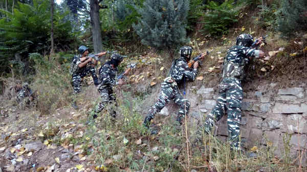 terror outfits planing attack on jammu-srinagar NH,security forces alerted
