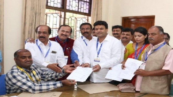 m gowtham kumar elected as mayor of bengaluru