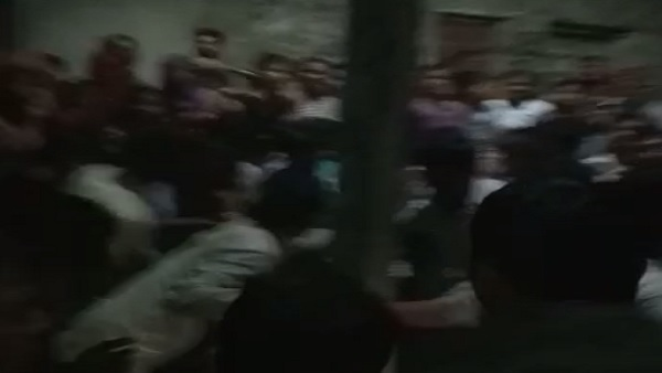 mob beaten two cousin sister in mob lynching rajasthan