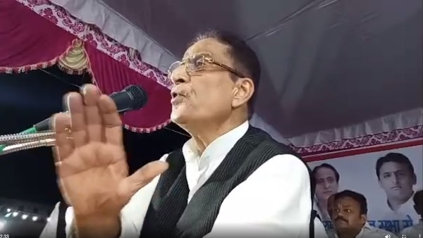 sp leader azam khan give statement on cm yogi