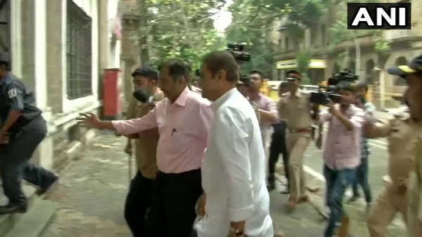 NCP leader Praful Patel arrives at Enforcement Directorate office after summoned by the agency