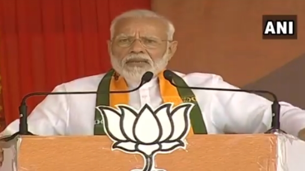Haryana pm modi said congress making the situation in Kashmir worse
