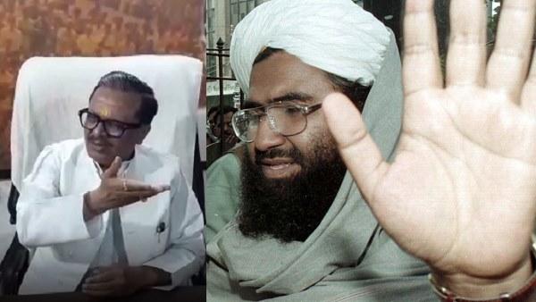 'मसूद अजहर को मारो, 51 लाख दूंगा', कहने वाले बीजेपी नेता को सता रहा खुद की हत्या का डर