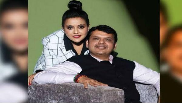 महाराष्ट्र: देवेंद्र फडणवीस के इस्तीफे पर पत्नी अमृता ने किया भावुक ट्वीट, पलट के आऊंगी...मौसम जरा बदलने दे