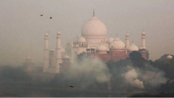 Agra pollution: More than 6 crore rupees fine on NHAI