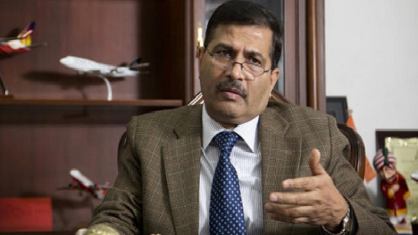Ashwani Lohani CMD of Air India writes an open letter