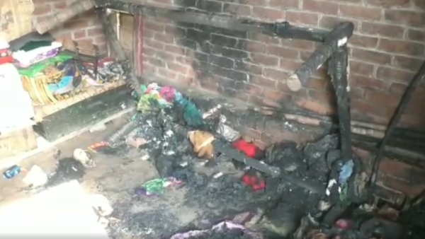 bareily couple burnt to death due to mortein