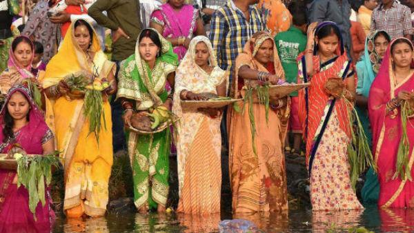 यह पढ़ें:Chhath Pooja 2019: उगते सूर्य को अर्ध्य देने के साथ छठ महापर्व संपन्न
