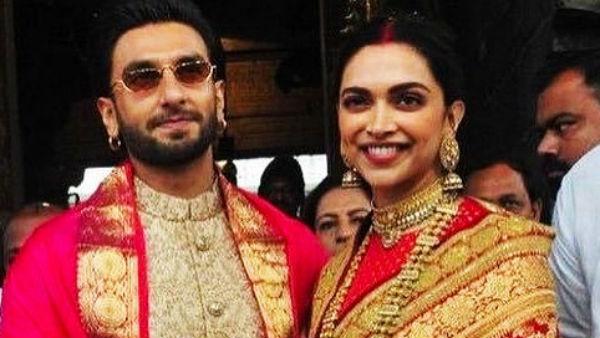 यह पढ़ें: दुल्हन की तरह तैयार होकर पति रणवीर सिंह संग तिरूपति पहुंचीं दीपिका पादुकोण, तस्वीरें हुईं Viral
