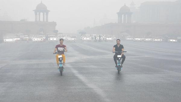 यह पढ़ें:दिल्ली-NCR में आज भी जहरीली है हवा, प्रदूषण से नहीं मिली राहत, राजधानी में खुले स्कूल
