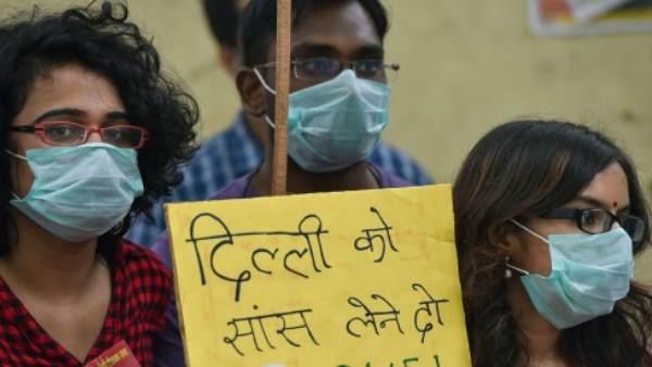 दिल्ली में सांस लेना मुश्किल, लेकिन टॉप 10 प्रदूषित भारतीय शहरों में वो शामिल नहीं है