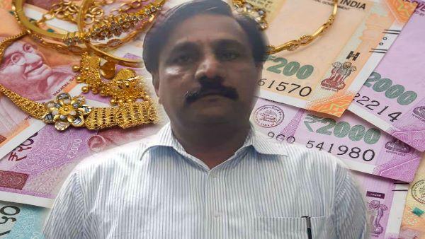 Udaipur दिवान सिंह देवड़ा : यह घूसखोर अफसर निकला अरबपति, घर मिली विदेशी शराब व 1.81 करोड़ की FD