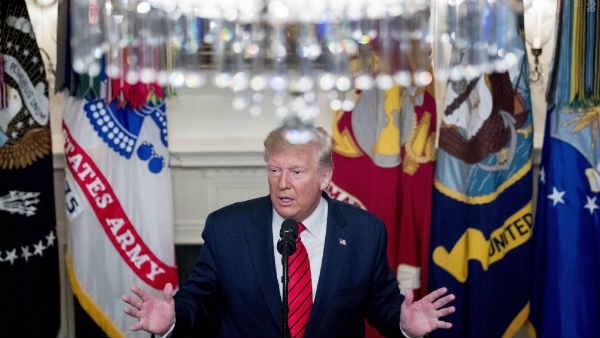 इसे भी पढ़ें- IS के नए सरगना ने अमेरिकी राष्ट्रपति डोनाल्ड ट्रंप को कहा, पागल और बूढ़ा आदमी