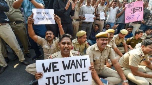 पुलिस-वकील विवाद: HC ने बार काउंसिल ऑफ इंडिया को भेजा नोटिस, गृह मंत्रालय ने किया हस्तक्षेप