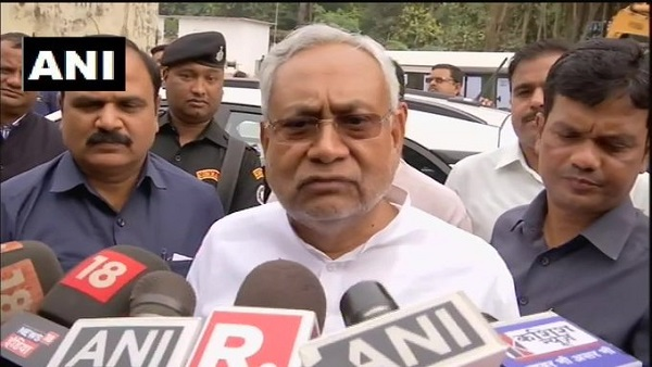 Ayodhya Verdict: Nitish Kumar says Supreme Courts judgement should be welcomed by everyone