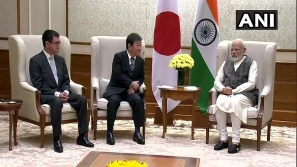 India Japan 2+2 Meeting, all countries take resolute action in rooting out terrorist safe havens