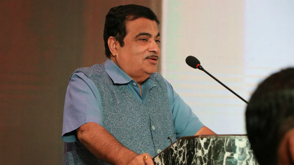 WATCH : Nitin Gadkari said that Anything can happen in cricket and politics.